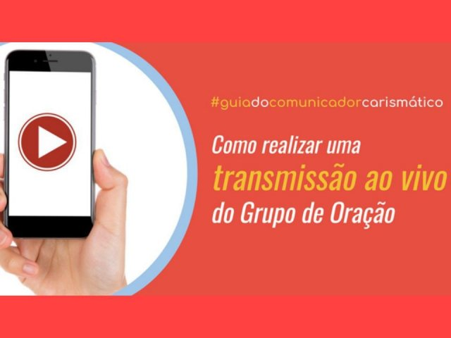 [RCC disponibiliza Guia do Comunicador Carismático virtual]
